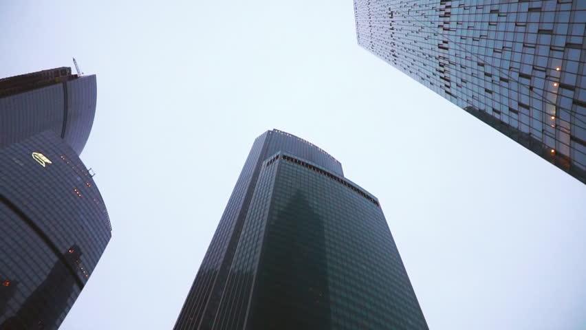 Business skyscrapers financial district   Shutterstock HD Video #23104621