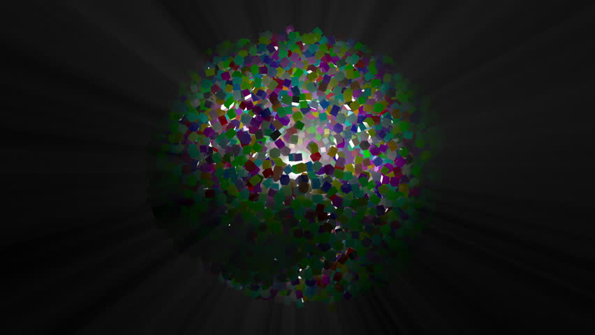 Space cubes   Shutterstock HD Video #23192173
