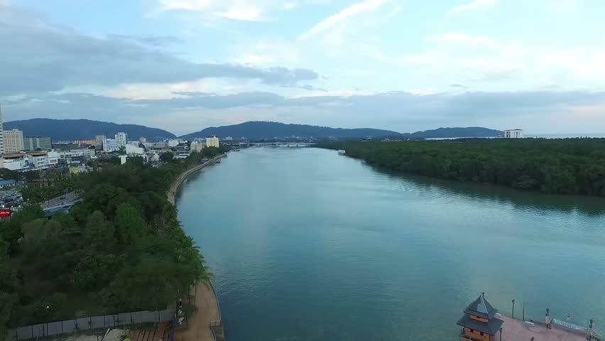 Aerial River   Shutterstock HD Video #23206294