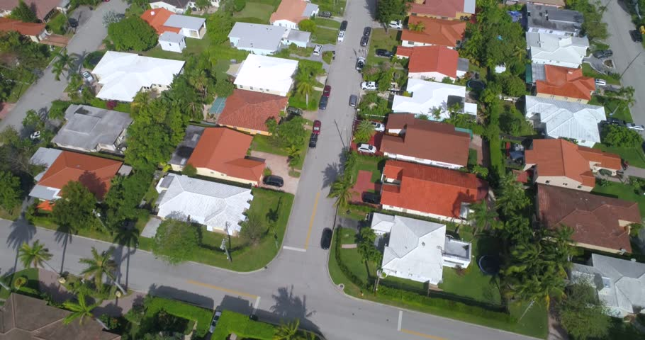 Residential homes aerial footage   Shutterstock HD Video #23207950