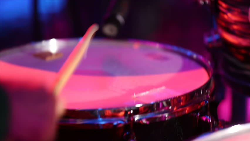 Drummer Playing Footage for different events and projects!!!  | Shutterstock HD Video #23270905