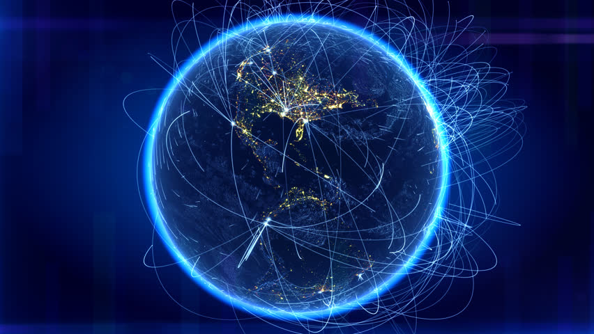 Global communication | Shutterstock HD Video #23827879