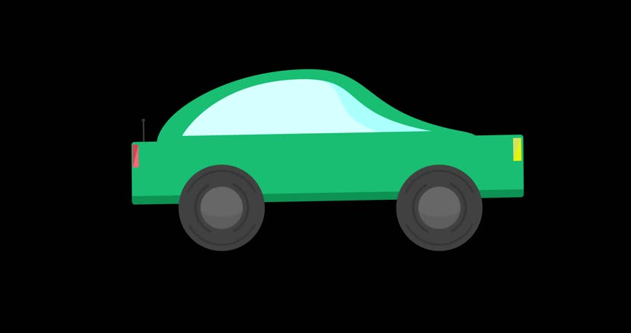 ANIMATION   CAR  | Shutterstock HD Video #24091930
