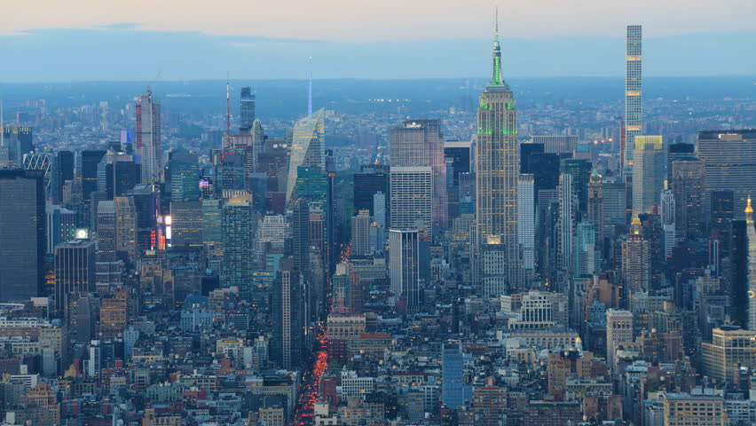 4K UltraHD Day to night timelapse of lower Manhattan   Shutterstock HD Video #27061804
