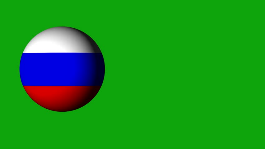 Roll the ball with the flag of Russia, the ball casts a shadow. design for web sites. use for sporting and advertising purposes. there are flags of all the countries in the portfolio. 3D roll | Shutterstock HD Video #27151228