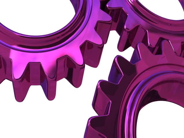 Gear wheels motion | Shutterstock HD Video #273079