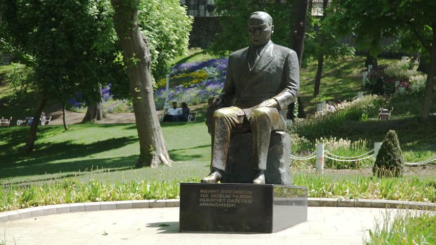 Header of Ataturk