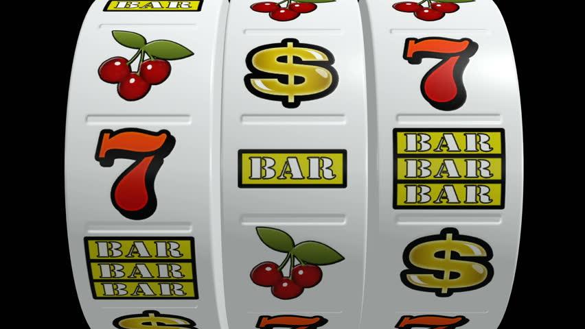 Slot machine Vegas | Shutterstock HD Video #29083303