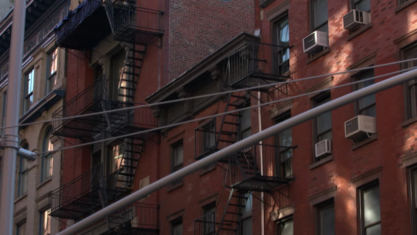 NYC Downtown Soho Buildings | Shutterstock HD Video #29115892