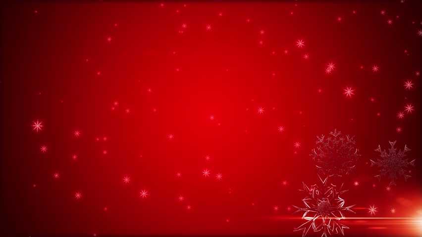red snow christmas background - photo #48