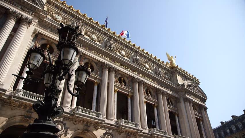 Paris Opera  | Shutterstock HD Video #29181628