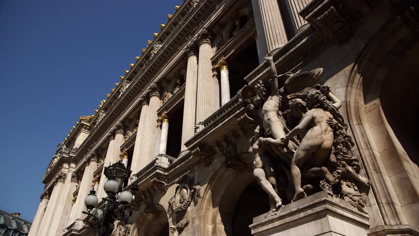 Paris Opera  | Shutterstock HD Video #29181826