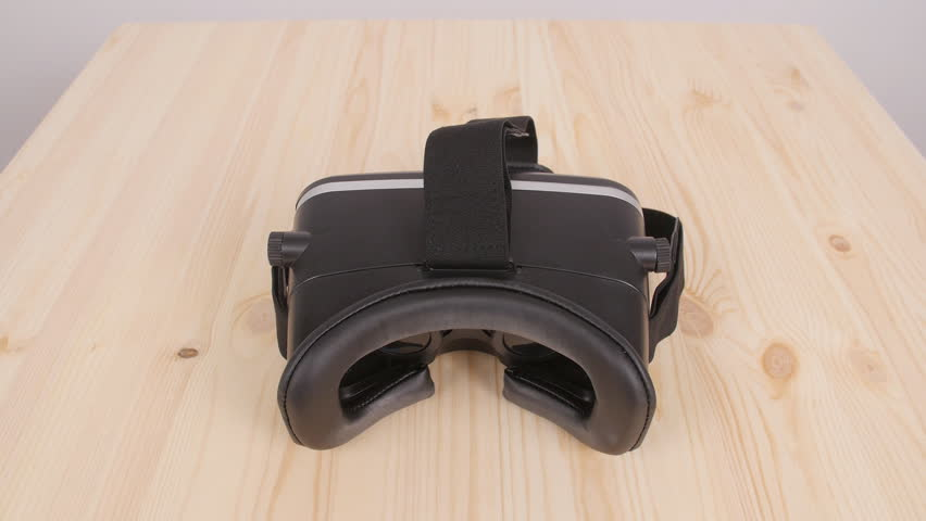Put on virtual reality glasses from the first person | Shutterstock HD Video #29208502