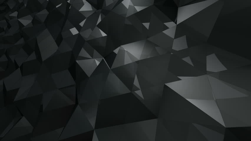 Geometric Triangle Wall waving background. | Shutterstock HD Video #29607805