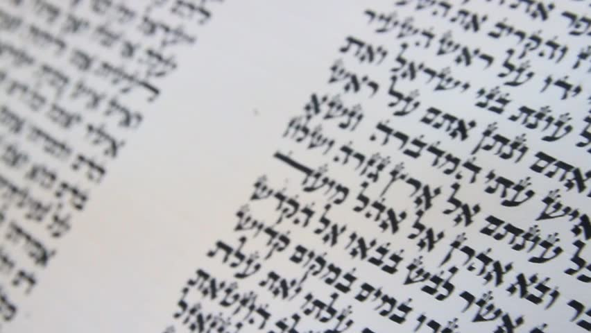 Torah-Book by Special writing.