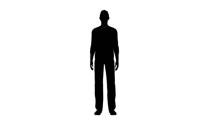 silhouette of a sad girl standing wwwimgkidcom the