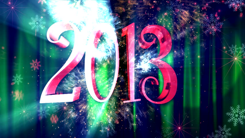 New year By 2013 new design special