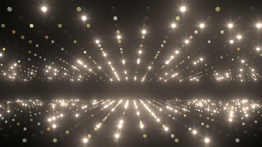 LED Light wall. | Shutterstock HD Video #3184417