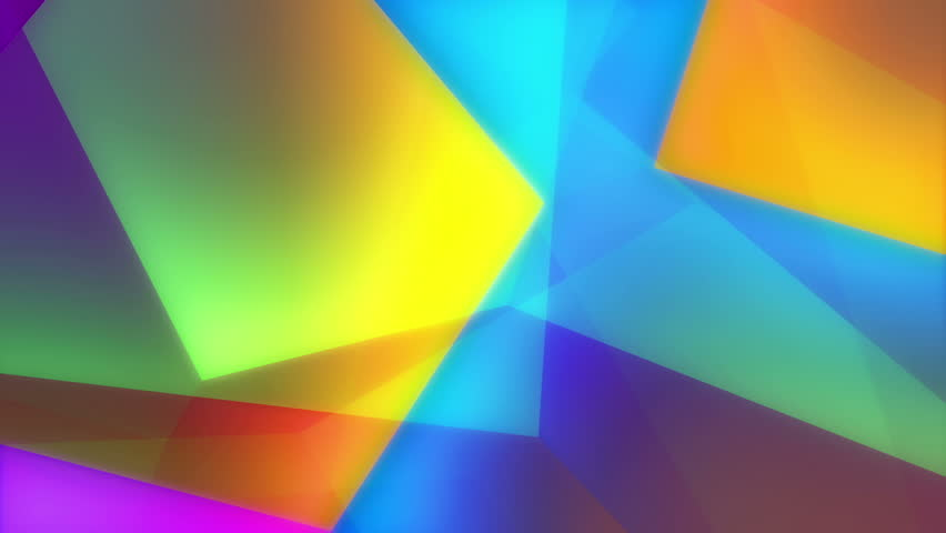 Geometric Free Video Clips - (6 Free Downloads)