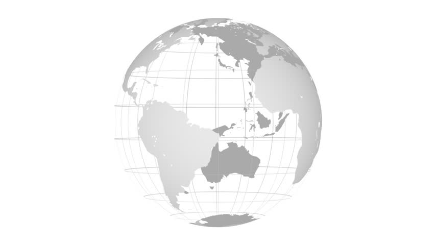 White Globe, Seamless Looping