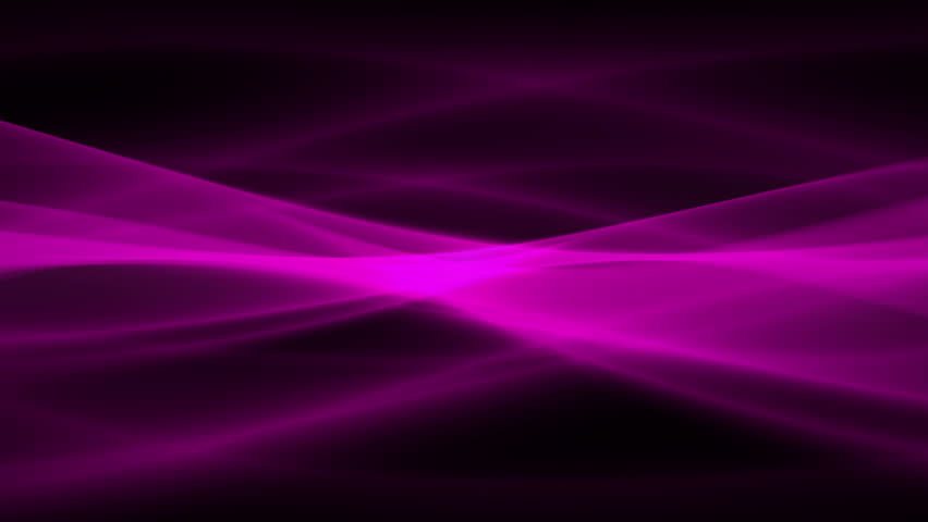 soft flowing pink on black looping animated background