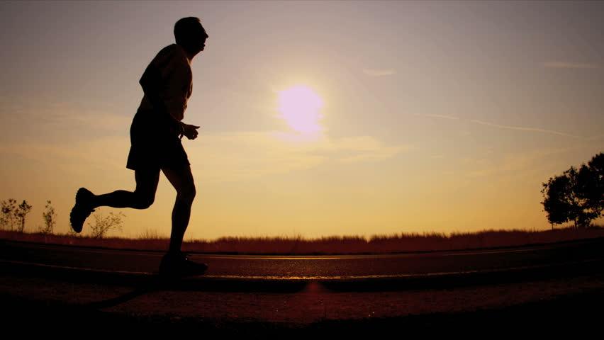 a jogger