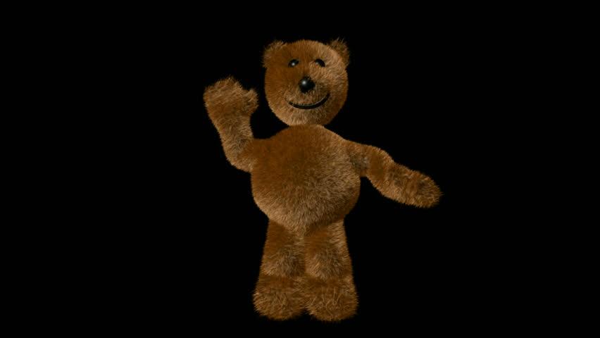 Bear dancing hd-1333