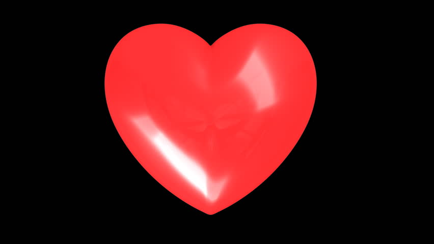 red animated hearts on - photo #14