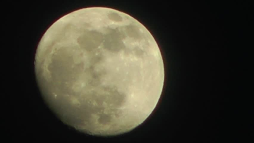 Full Moon Rising 2 - Real Time