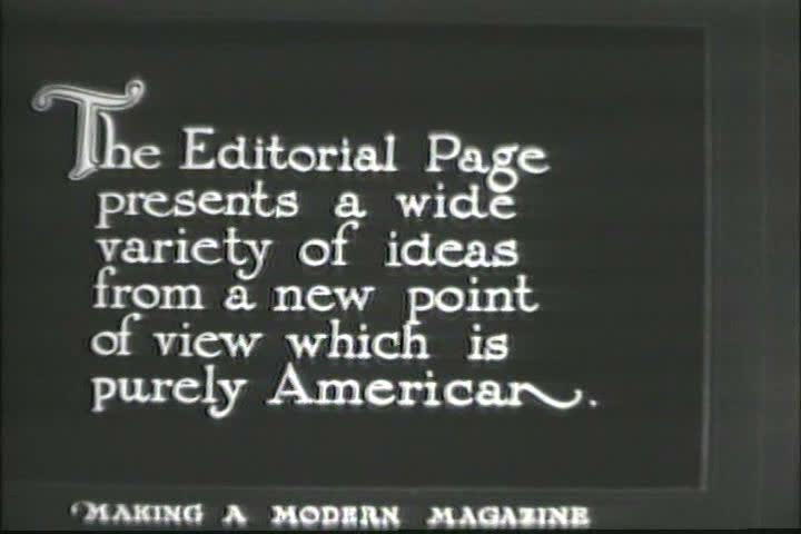 1920s - Reporters and illustrators work all over the world in the 1920s to capture the news. - SD stock video clip