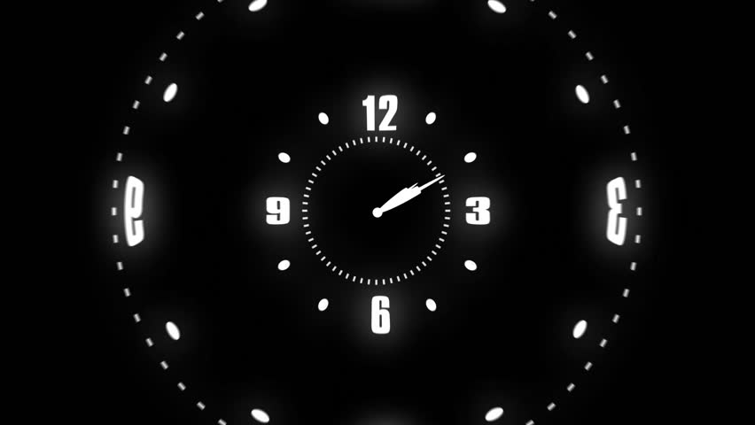 Time Animation | Shutterstock HD Video #4116241