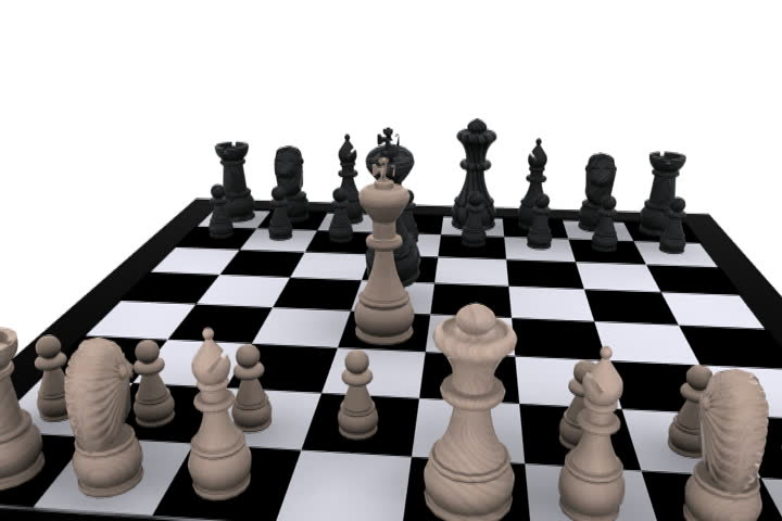 a study of chess war of the board games War chess is a modern retake on the classic game of chess, which is one of the most popular board games in the world instead of playing with standard chess pieces.