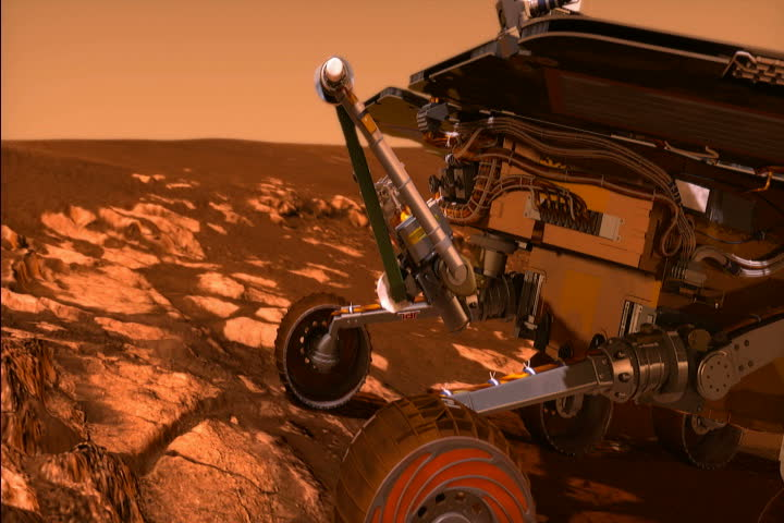 mars rover footage live - photo #30