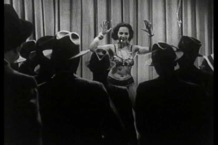 1930s - Famous Dancers Of The Burlesque Stage Exhibit