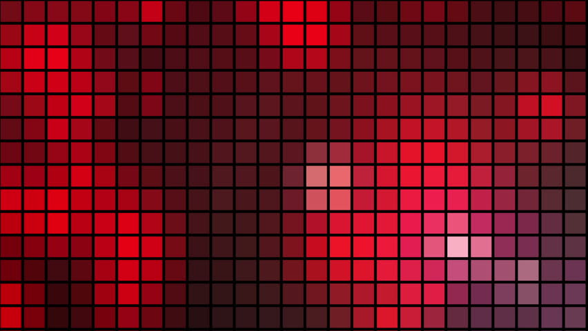 25 Colorful Hd Wallpapers To Light Up Your Display: The Background Of The Flashing Colored Squares Stock