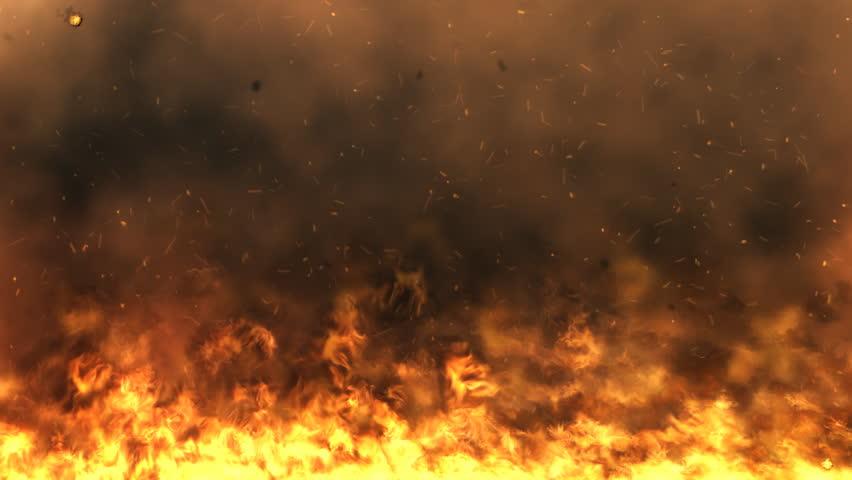 Raging Flames - loop