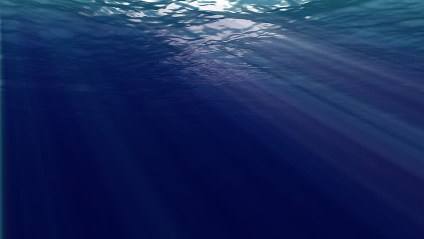 High Quality Looping Animation Of Ocean Waves From