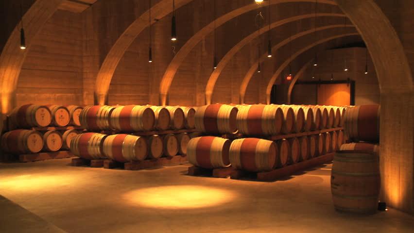 13 Wine Cellar Ceiling Ideas by CEILTRIM Inc.   Barrel Wine Cellar