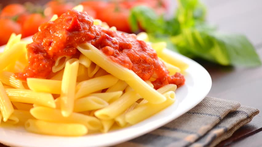 Pasta penne with bolognese sauce parmesan cheese and for About mediterranean cuisine