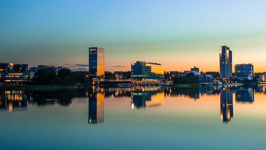 city chat Espoo
