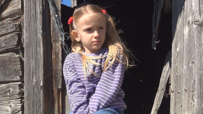 Upset, Unhappy Kid, Child Eyes, Trembling, Shivering, Sad ...
