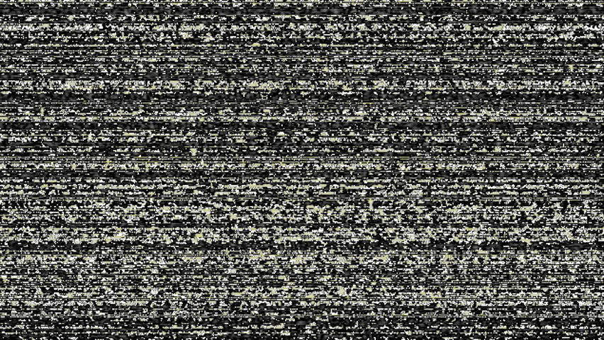 Television Static Background (seamless Loop) HD 1080p ...