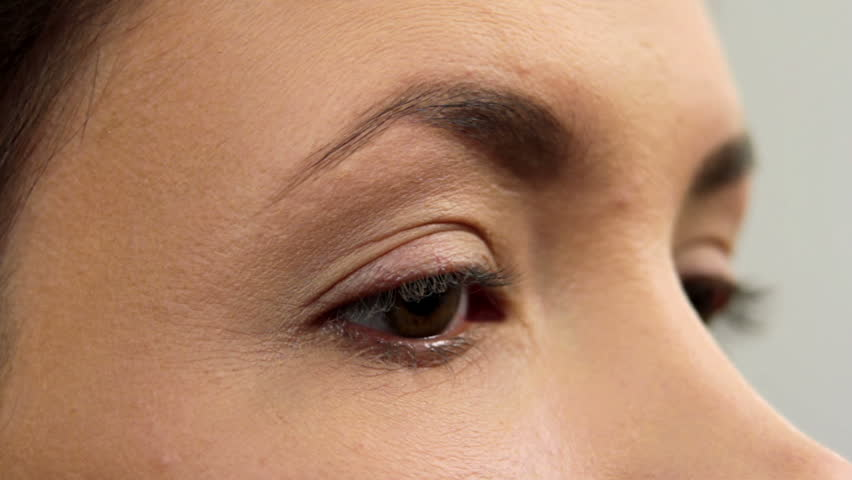 Makeup - HD stock video clip