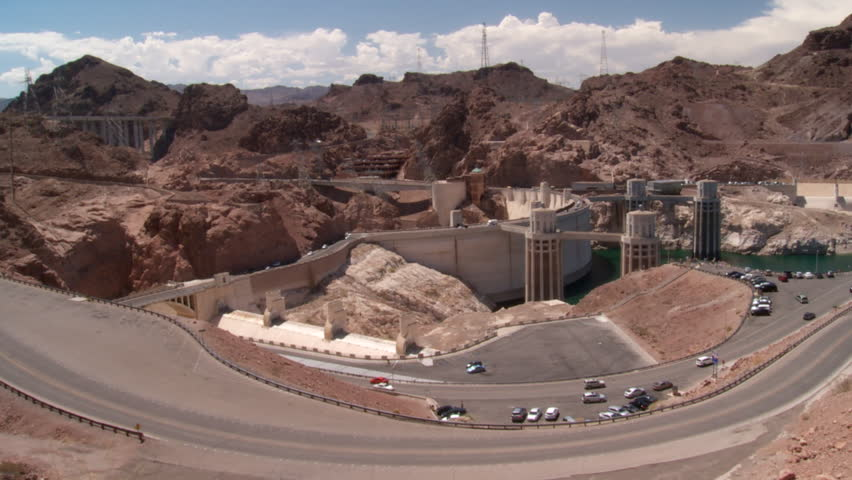 Hoover Dam Time Lapse