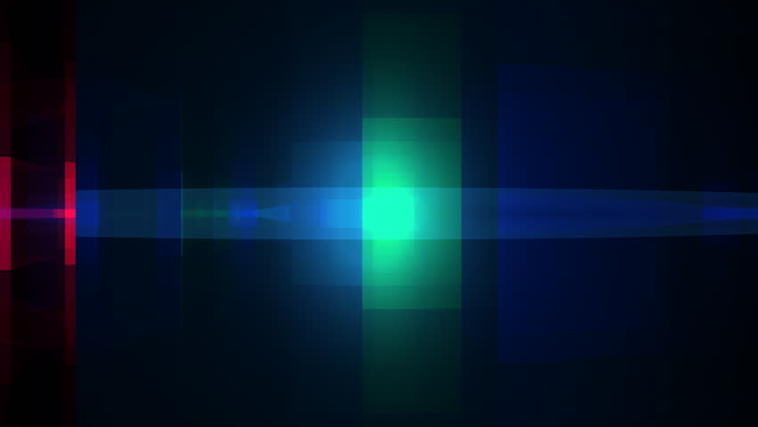Cool colored background - HD stock video clip