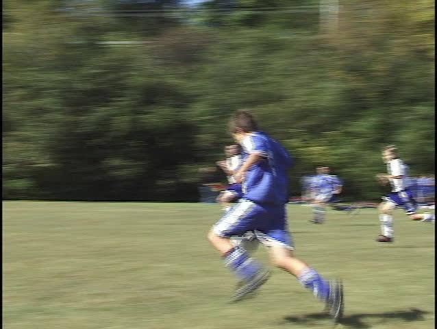Soccer, Kid Scores
