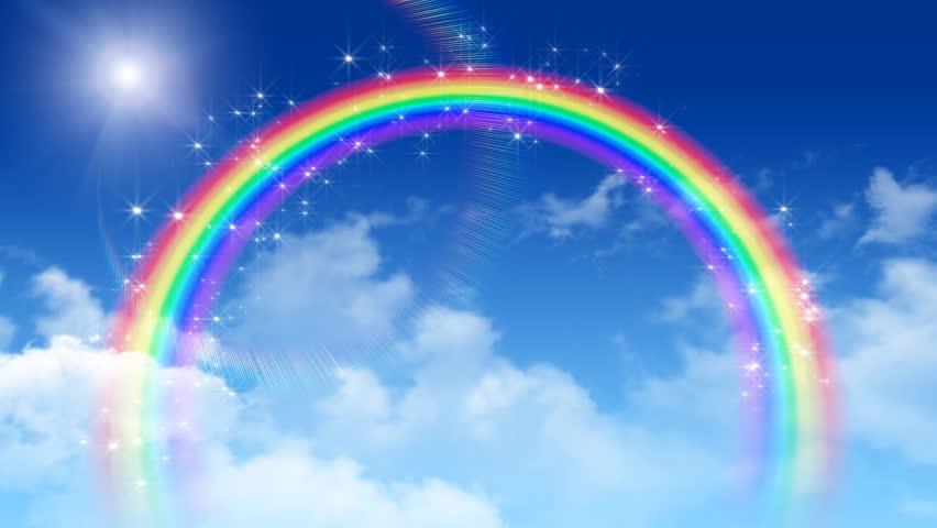 video-rainbow