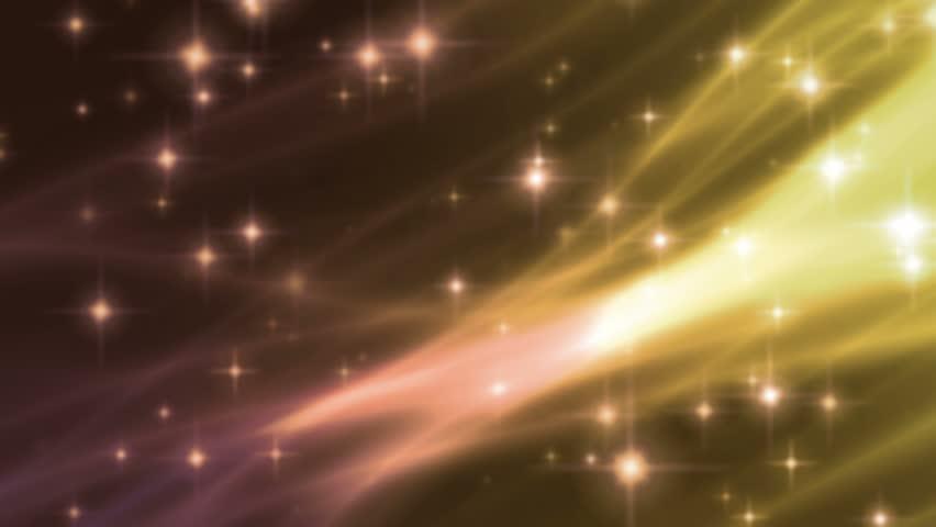 4K Abstract motion background, shining light, rays, stars, particles, energy waves, seamless loopable | Shutterstock HD Video #6983011