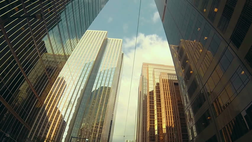 The Financial District | Shutterstock HD Video #6994945