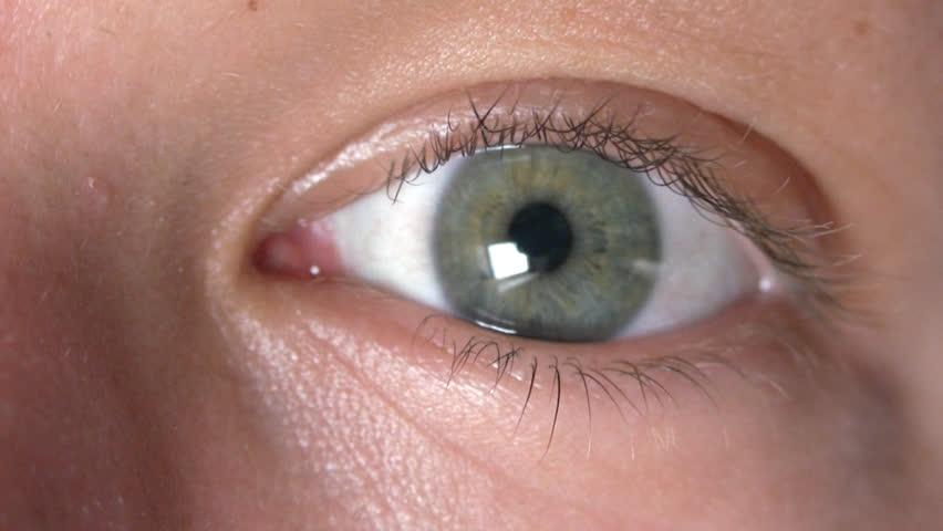 Eye HD - HD stock footage clip